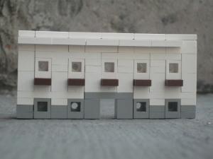 Lego Puebla - Casa de los Hermanos Serdan
