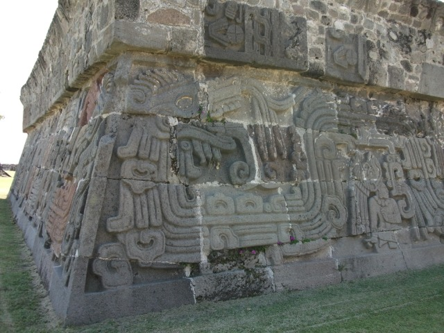 Xochicalco - Pyramid of the Plumed Serpent