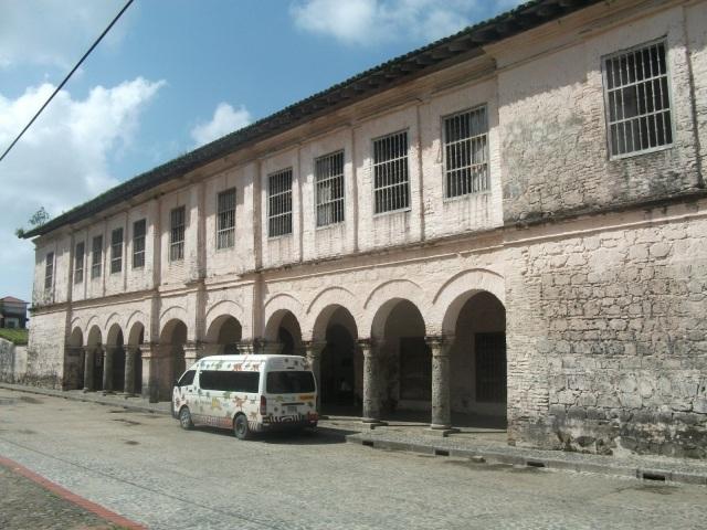 Portobelo - customs house